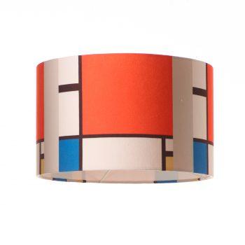 Piet Mondrian Lampenschirm
